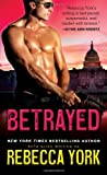 Betrayed (Rockfort Security)