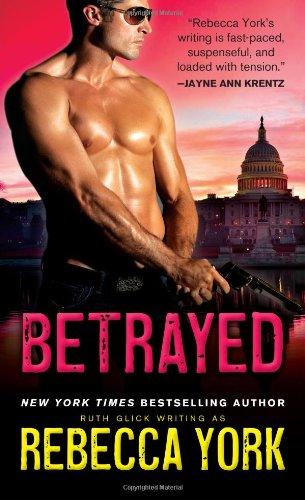 Image of Betrayed (Rockfort Security)
