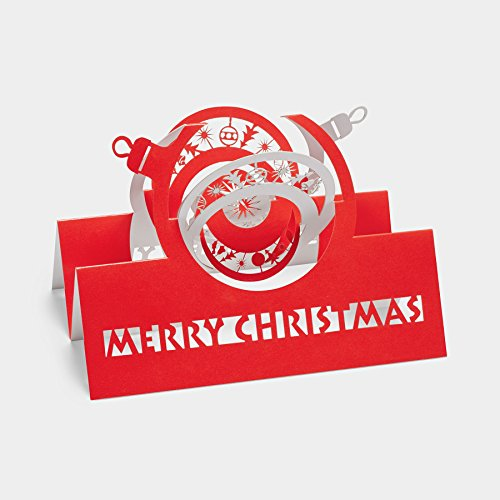 Holiday Moma Cards Twirling Ornament