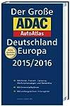 Gro�er ADAC AutoAtlas 2015/2016, Deut...