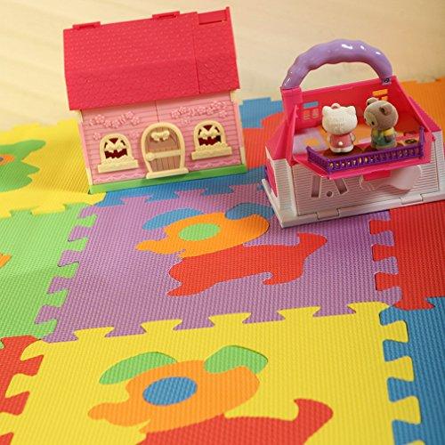 V sol alfombra tipo puzzle de juego para ni os beb dise o - Alfombra puzzle ninos ...