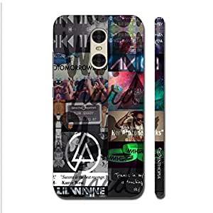Enthopia Designer Hardshell Case For Music Lovers Back Cover for Xiaomi Redmi Pro
