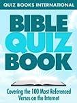 Bible Verses Quiz Book