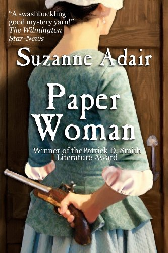 Paper Woman: A Mystery  of the  American  Revolution