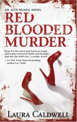 Image for Red Blooded Murder (Izzy Mcneil)