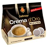 Dallmayr Crema dOro Pods 44 Ounce 16 Count Coffee Pods  Pack of 3 