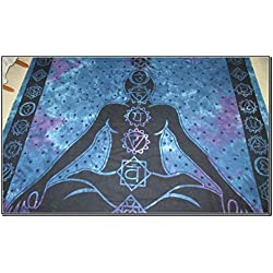 Exquisite Chakra Meditation Reiki Divine Mandala Hippie Twin Large 220 cm * 240 cm Wall Hanging Tapestry Top Quality Purple Violet Shade Throw Bed Ethnic Decor Art Bed Cover Cotton Screen Printed Fabric Home Washable Unique Gift New Year X-mas Spiritual Best Item Lovable Dress Birthday Anniversary Mother's Day Father's Day Thanks Giving Altar Cloth Worship Lasting Relationship Yoga Crystal Therapy Acupressure Business Table Sell Gemstones Sound Sleep Reiki Relaxation Pregnant Ladies Babies