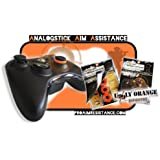 "AAA-Shocks (Analogstick Aim Assistance Stossdämpfer Zielhilfe für FPS Spiele): Spezial Edition ""uggly orange infantry"" Xbox 360"