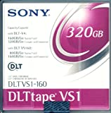 Sony DLTtape VS1 - DLT VS160 - 80 GB / 160 GB - storage media