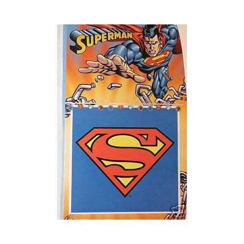 Amazon Superman Shower Curtain Everything Else