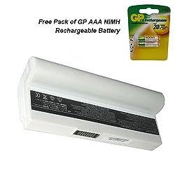 Asus EEE PC 904HA Laptop Battery - Premium Powerwarehouse Battery 6 Cell