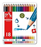 Caran dAche Fancolor Color Pencils, 18 Colors