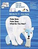 Polar Bear, Polar Bear, What Do you Hear? Book and CD Storytime Set