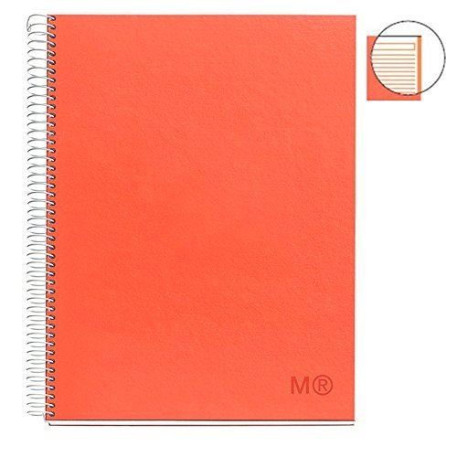miquelrius-large-spiral-bound-notebook-candy-code-tangerine-85-x-11-4-subject-college-ruled-by-mique