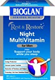 Bioglan Rest and Restore Night Multivitamin for Men