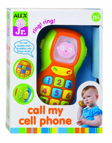 ALEX Toys ALEX Jr. Call My Cell Phone