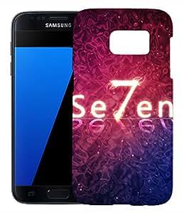 FCS Printed 3D Designer Hard Back Case For Samsung Galaxy S7 Design-10310
