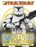 Cover of Battles for the Galaxy by DK 1405363150
