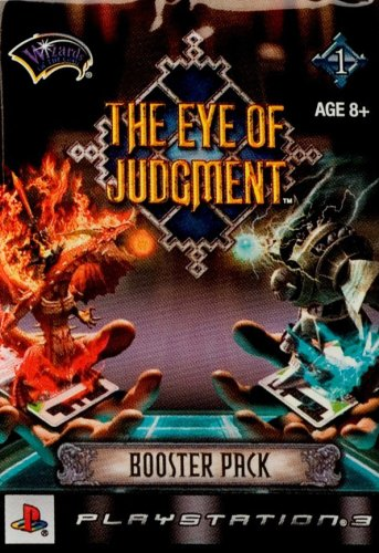 The Eye of Judgment Booster Pack (cards) - 1