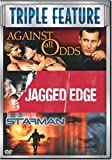 Against All Odds/Jagged Edge/Starman (Multi Feature, 3 discs)