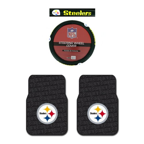 Steelers Seat Cover Pittsburgh Steelers Seat Cover