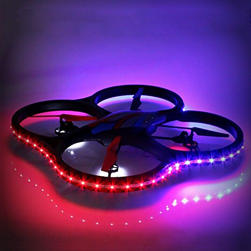 LED tapes for WL V262 quadcopter drone spare parts