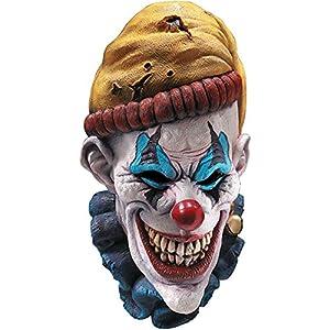 Rubie's Costume Insano The Clown Overhead Mask, Multi Color, One Size