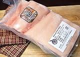 皮付豚バラ肉(三枚肉)ブロック約1kg ラフテーにどうぞ!