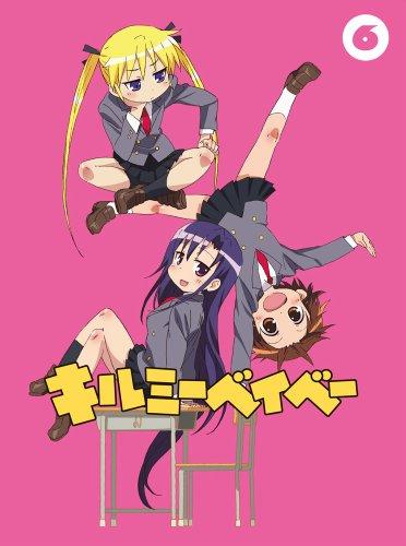 キルミーベイベー (6) 【Blu-ray】
