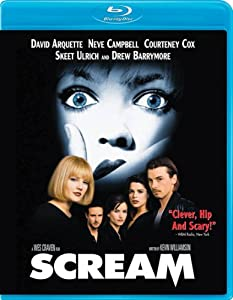 Scream , Digital HD, Ultra Violet [Blu-ray]