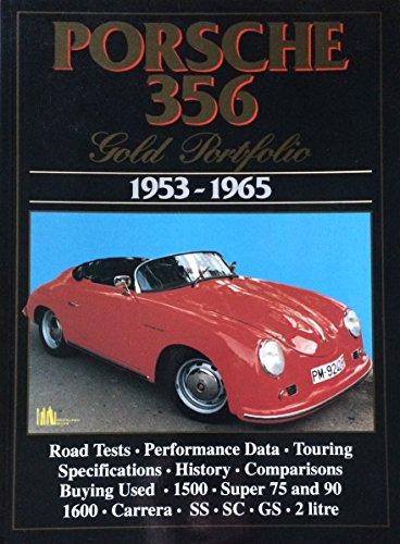 Porsche 356 Gold Portfolio, 1953-1965 (Road Test Porsche)