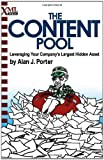 img - for The Content Pool: Leveraging Your Company's Largest Hidden Asset book / textbook / text book