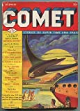 [Pulp magazine]: Comet -- December 1940, Volume 1, Number 1