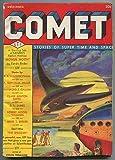 [Pulp magazine]: Comet -- December 1940, Volume 1, Number 1