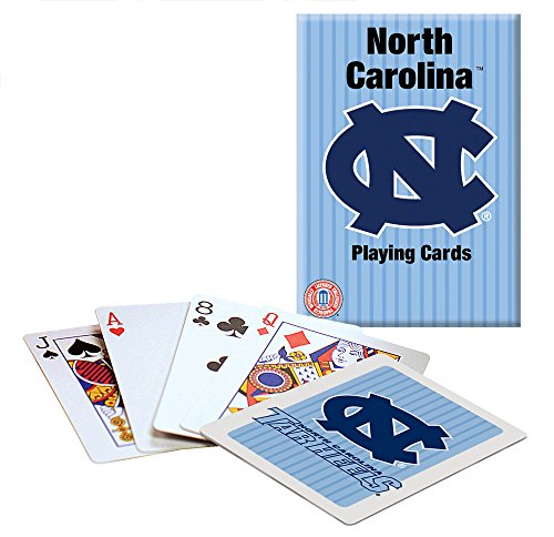 North Carolina Playing Cards