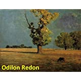 450 Color Paintings of Odilon Redon - French Symbolist Painter Printmaker Draughtsman and Pastellist (April 20, 1840 - July 6, 1916) (English Edition)