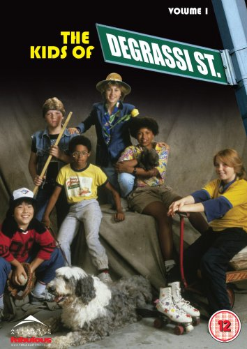 the-kids-of-degrassi-street-import-anglais
