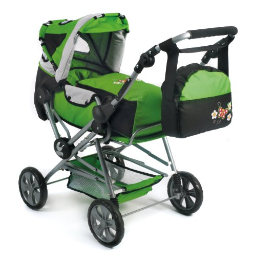 chic-2000-bayer-road-star-combi-dolls-pram-summer-green