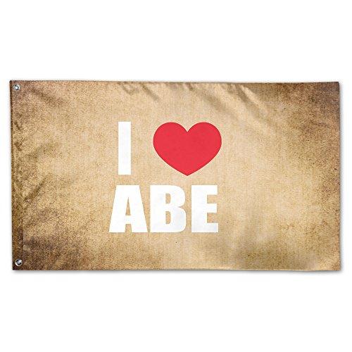 large-translucent-i-love-abe-i-love-abraham-heart-flag-sing-layer-retangular-flag-3-x5