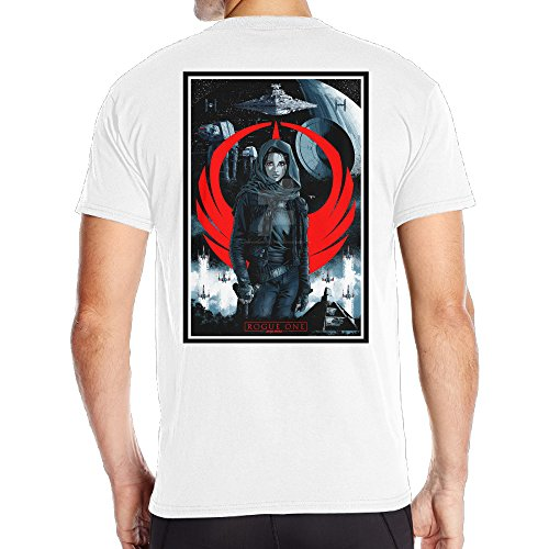 Star Wars Rogue One Poster Back Print T-shirt
