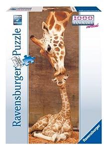 Ravensburger - 15115 - Puzzle - Premier Baiser - 1000 Pièces