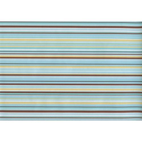Susy Card 11136215 - Rotolo di carta da regalo, motivo Straight, in carta, 10 m