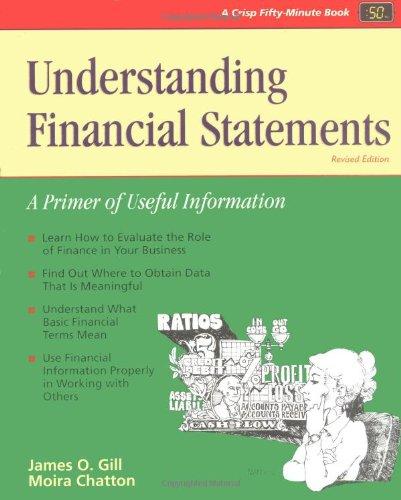 Crisp: Understanding Financial Statements, Revised...