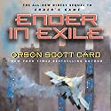 Ender in Exile Audiobook by Orson Scott Card Narrated by Stefan Rudnicki, David Birney, Cassandra Campbell, Emily Janice Card, Don Leslie, Mirron Willis, Orson Scott Card