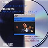 Liszt: The Piano Concertos / Beethoven: Piano Sonatas 10, 19, & 20