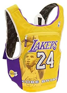 NBA - Los Angeles Lakers Kobe Bryant Reversible Vestpack by FAB
