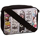 Kothai Unisex_Adult Canvas Skate Messenger Bag