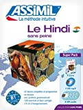 AssimilLe Hindi sans peine : Avec 4 CD audio (1CD audio MP3 (Hindi Edition)