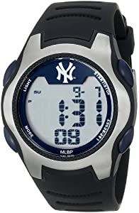 Buy Game Time Mens MLB Schedule Series Watch - New York Yankees by Game Time