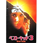 シネマUSEDパンフレット『ベストキッド3/最後の挑戦』☆映画中古パンフレット通販☆